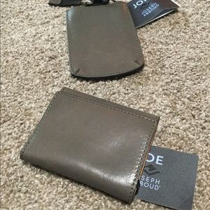 New wallet & cell phone holder